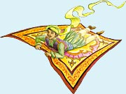 On a Flying Carpet