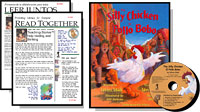 The Silly Chicken home literacy kit